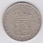 1 крона 1966 года
