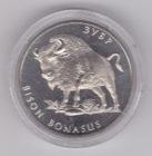 2 гривны 2003 года Зубр