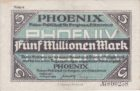 5 миллионов марок 1923 года Германия