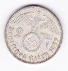 2 марки 1937 года