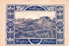 Нотгельд 50 геллеров 1920 года