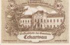 Нотгельд 80 геллеров 1920 года
