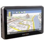 Автомобильный GPS навигатор teXet TN-600BT