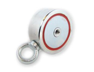 Двухсторонний поисковый магнит F200×2