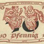 10 копеек 1921 года. Германия.