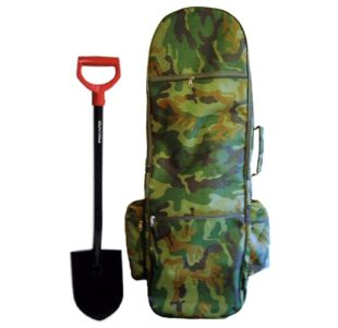 Специальный рюкзак кладоискателя.