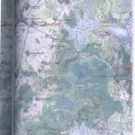 Топографическая карта 1860 года частей Санкт-Петербургской иВыборгской губернии. (Исторический атлас)