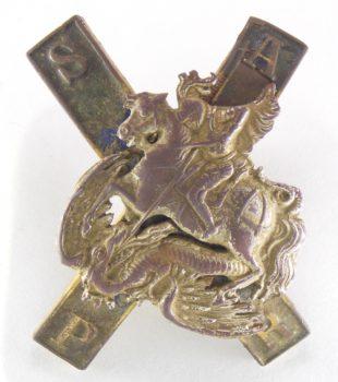 Знак Московского преображенского полка