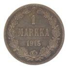 1 марка 1915 г. S для Финляндии