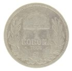 Венгрия. 1 крона 1893 г. А