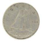 Канада. 10 центов 1964 г.
