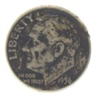 10 центов 1956 г.