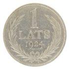 Латвия. 1 лат 1924 г.