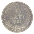 Латвия. 2 лата 1925 г.