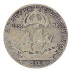 2 кроны 1938 г. «300 лет поселению Делавэр»