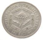 ЮАР. 6 пенсов 1938 г.
