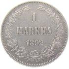 1 марка 1892 г.
