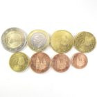 Набор монет Евро 2014 г. Испания