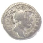 Денарий. Антонин Пий  138-161 гг Н.Э. «DIVO PIO»