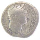 Денарий. Адриан 117-138 гг Н.Э. » cos III»