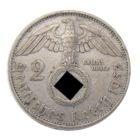 2 Рейхсмарки 1937 г.