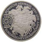 10 марок 1987 г. «30 лет подписания Римского договора»