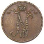 1 пенни 1907 г.
