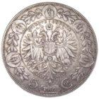 Австро-Венгрия. 5 крон 1909 г.