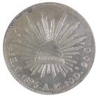 Мексика. 8 реалов 1895 г.