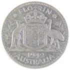 Австралия. 2 шиллинга 1942 г.