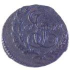 Полушка 1771 г. ЕМ