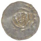 Денарий. Германия. Штаде. Удо II 1057-1082 г.