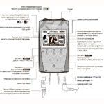 Металлоискатель XP Deus V5.2 катушка 22,5 см Х35 с наушниками WS5