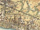 Карта Карельского перешейка