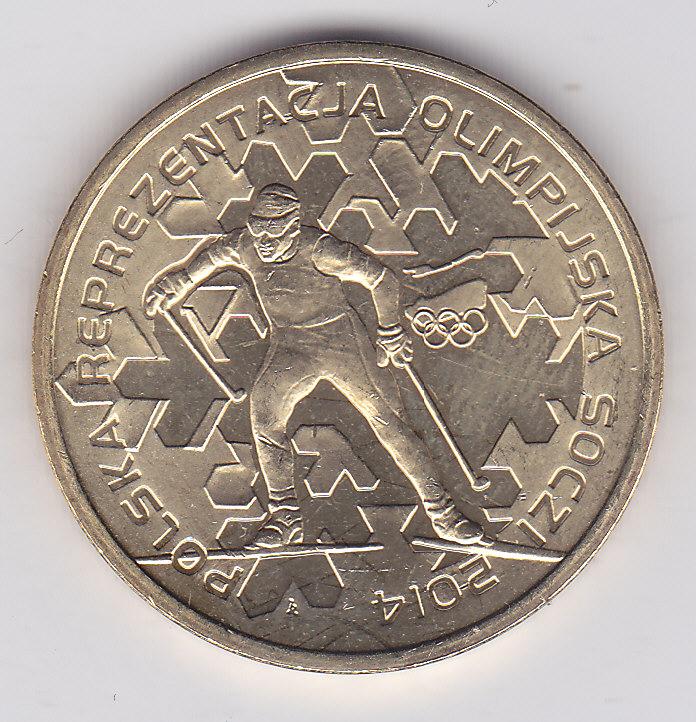 2 злoтыx 2014 годa Польская олимпийская сборная в Сочи 2014