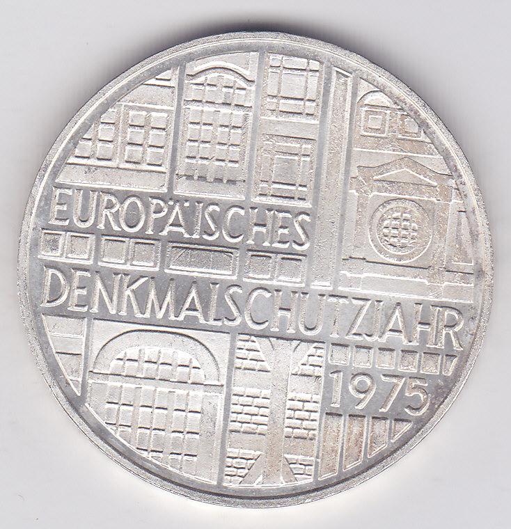 5 марок 1975 года