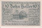 10 геллеров 1920 года Австрия