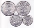 Набор монет эскудо Португалия