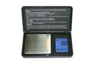 Карманные электронные весы ML-E05 200 г / 0,01 г
