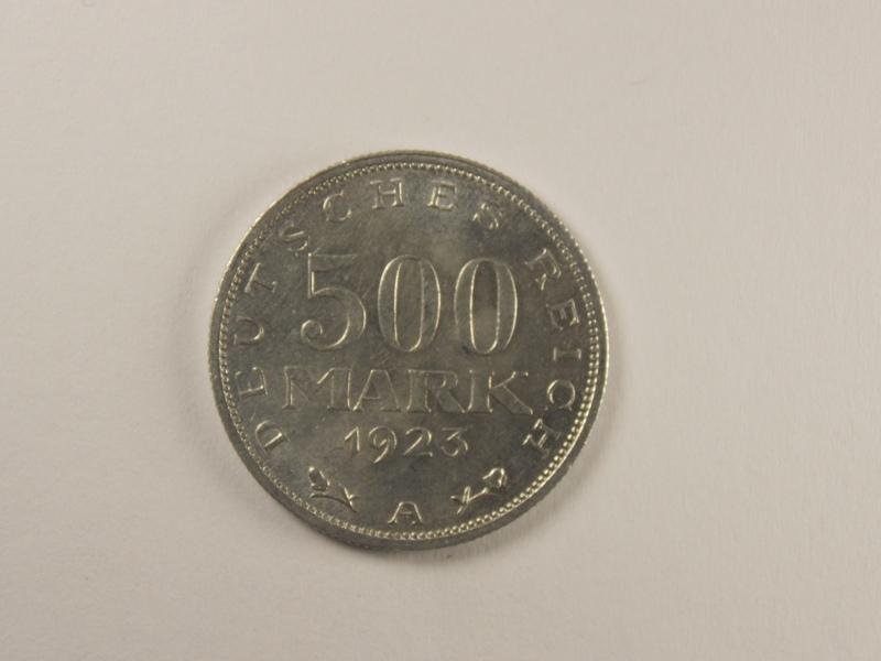 500 марок 1923 года.