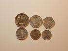 Набор монет. Бангладеш.