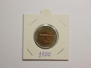 50 рублей 1993 года Красная книга Зублифар