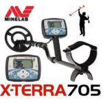 Металлоискатель Minelab X-Terra 705