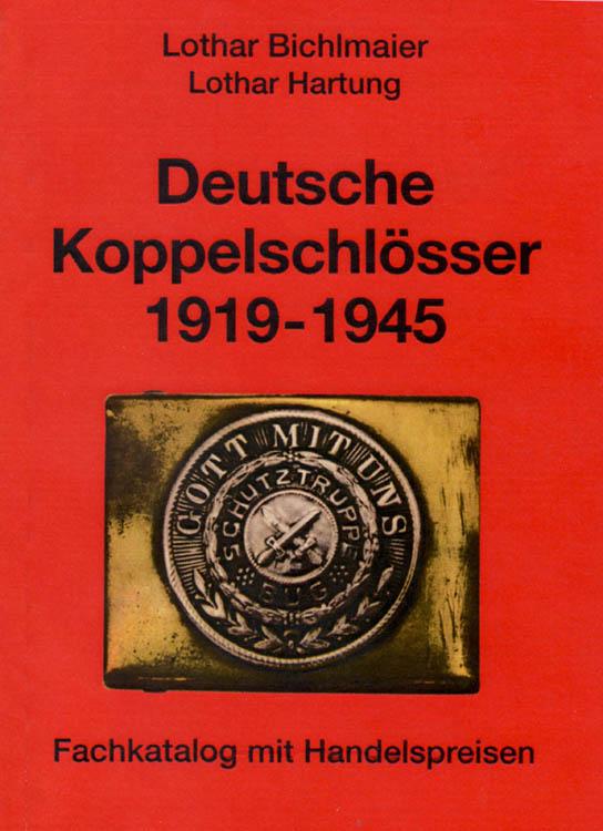 Deutsche Koppelschlösser 1919-1945