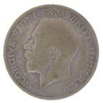 1/2 кроны 1923 г.