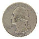 США. 25 центов 1943 г.
