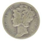 10 центов 1944 г.