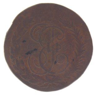 2 копейки 1793 г. ЕМ