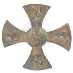 Крест ополченский «За Веру, Царя и Отечество» Александр III
