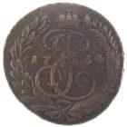 2 копейки 1764 г. ММ